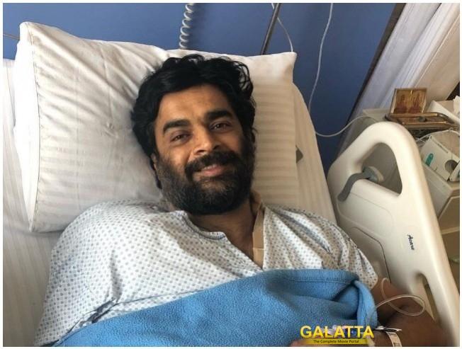 Tamil Actor Madhavan Undergoes Successful Shoulder Surgery