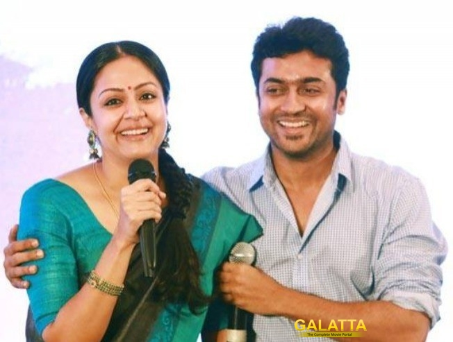 Big Breaking: Jyothika To Join Hands With Suriya For A New Film!