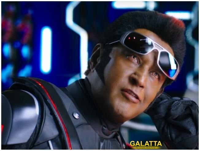 2point0: Raajali Lyrical Video Song is Out Now!