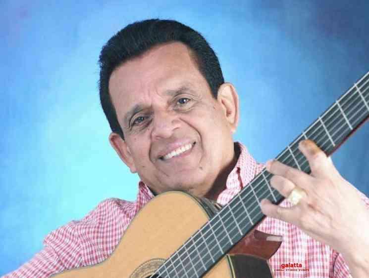 Singer Evaldo Gouveia dies of COVID 19 - Tamil Movie Cinema News