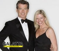 Brosnan did everything to save his daughter!
