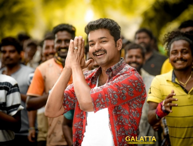 'Thalapathy' Vijay's Mersal Scores Yet Another Big International Honor