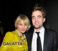 Cameron hitting on Pattinson?