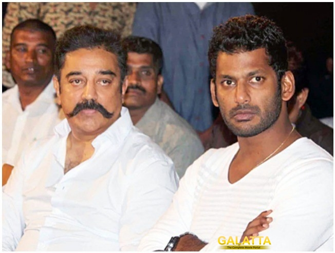 Vishal Questions Kamal Haasan Arrest At Tuticorin For Sterlite Protests