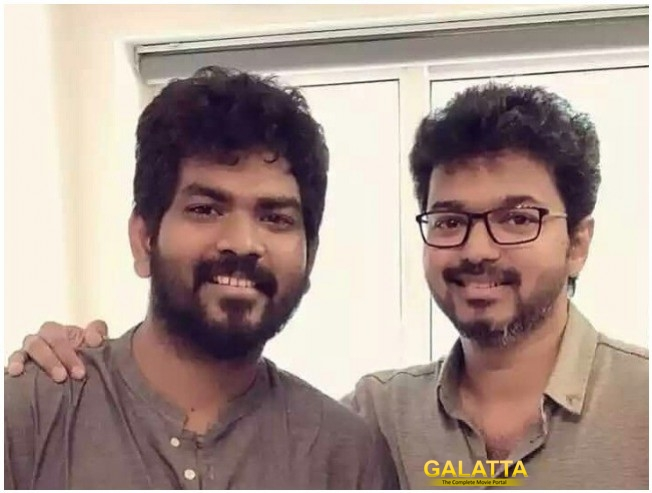 Thalapathy 63 With Vijay Most Likely Under Vignesh ShivN Direction
