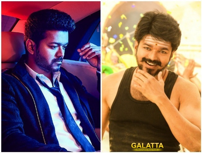 Sarkar And Mersal Vijay Starrers Honored By Twitter India