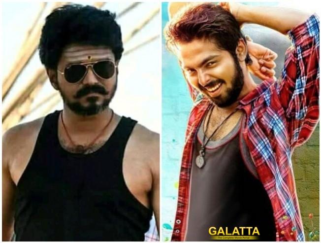 GV Prakash As A Hardcore Vijay Fan In Sarvam Thaala Mayam