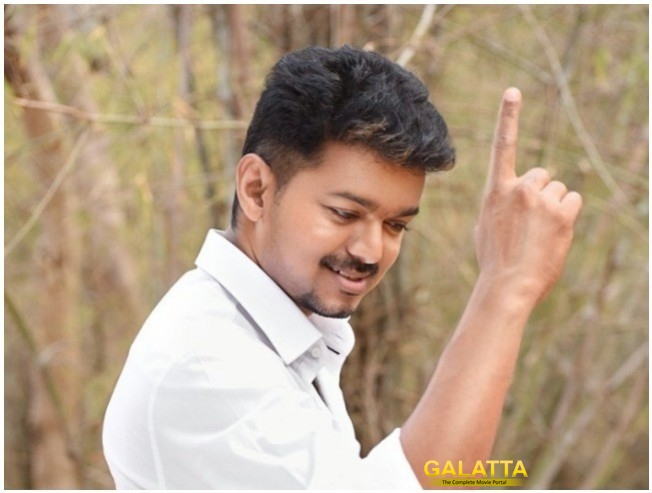 Vijay's Thalapathy 62 Takes The Political Route