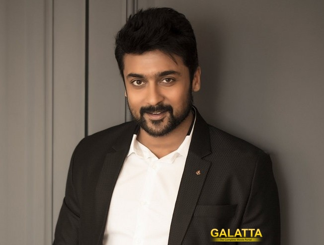 Suriya Suriya39 Directed By Hari Produced By Sun Pictures Officiial
