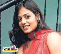 Sindhu Menon engaged