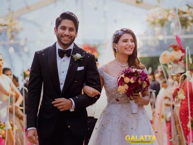 Naga Chaintaya Samantha matured Romance Married Couple Two looks