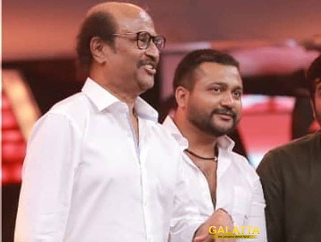 Bobby Simhaa About Rajinikanth Petta Karthik Subbaraj Movie January 10 Release