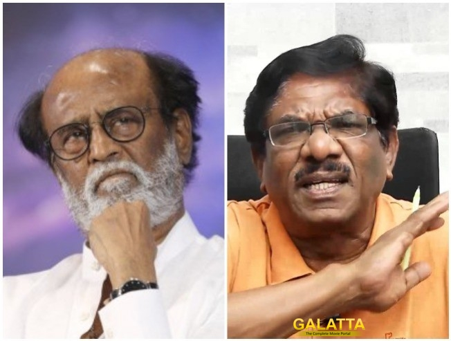 Bharathiraja Lashes Out At Rajinikanth Calling Him A Saffron Ambassador