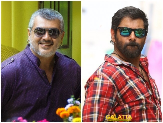Thala Ajith Viswasam Story Set In North Chennai Sathya Jyothi Films