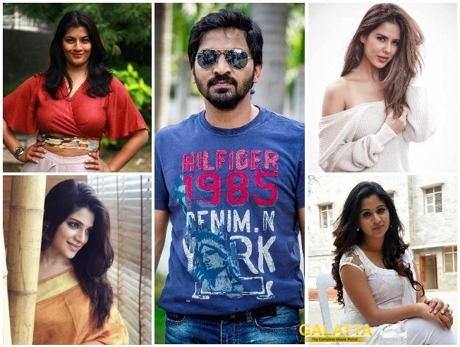 Vaibhav is done with these four heroines!