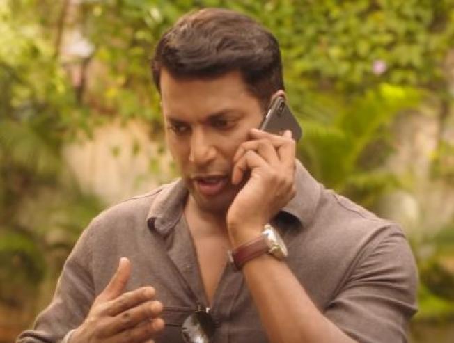 Ayogya Sneak Peek 02 Vishal Raashi Khanna R Parthiban Venkat Mohan - Tamil Movie Cinema News
