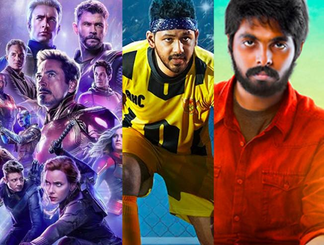 All the set of feature films to release in the month of April  2019