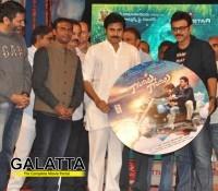Gopala Gopala audio launched successfully