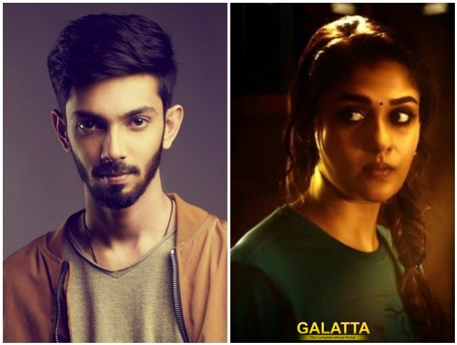Anirudh Ravichander Reveals There Are Five Songs In Nayanthara Kolamaavu Kokila