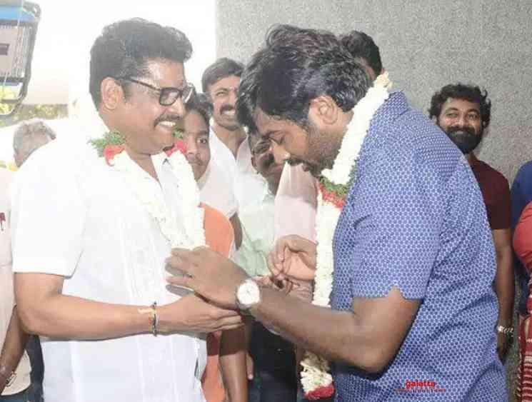 Vijay Sethupathi to act in KS Ravikumar film along with Sathyaraj - Tamil Movie Cinema News
