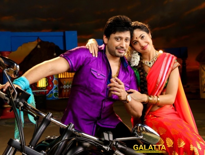 Saahasam is the official remake of a Telugu superhit