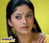 Nadhiya's small screen debut!