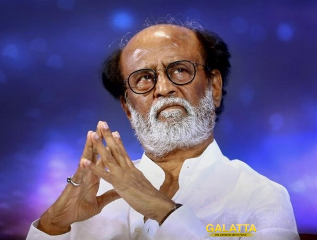 Will This Be Rajinikanth's First Political Decision?