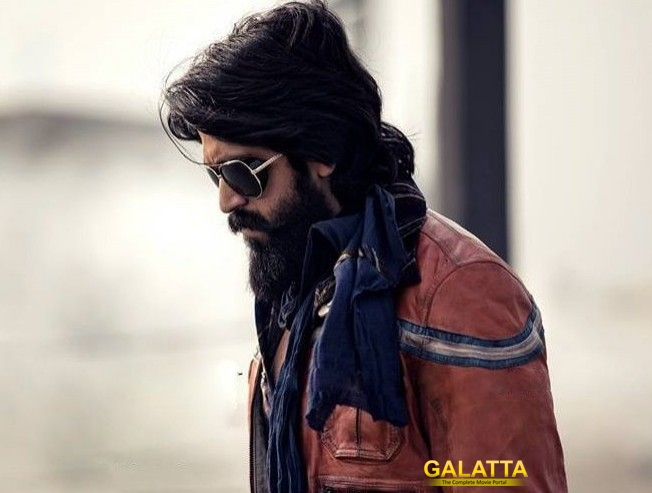 KGF Untold Story Of Yash Video From Vishal Film Factory Kollywood Debut