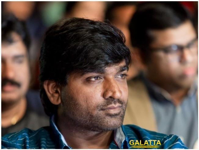 Vijay Sethupathi Anjali Arun Kumar Yuvan Shankar Raja Untitled Film Production Plans