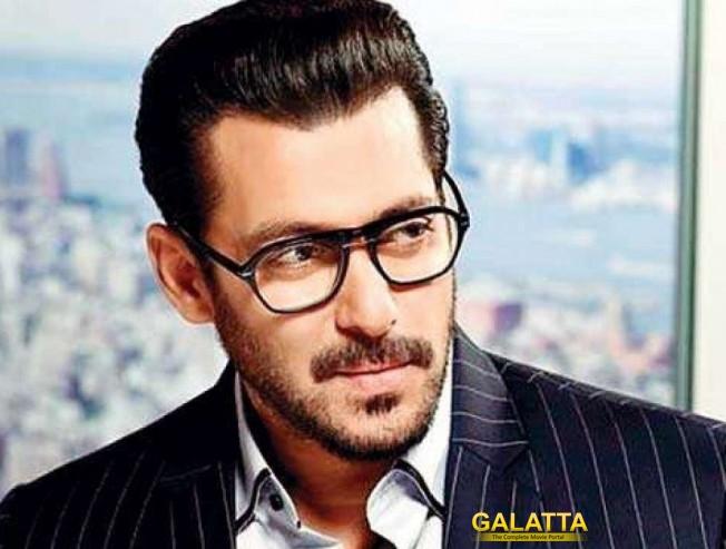 Salman Khan's  Bharat First Look Out !