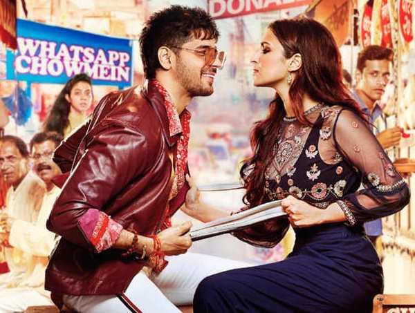 Zilla Hilela Jabariya Jodi Sidharth Malhotra Elli AvrRam - Tamil Movie Cinema News