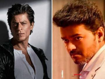 Shah Rukh Khan About Dhanush Ajith Vijay On Twitter - Tamil Movie Cinema News