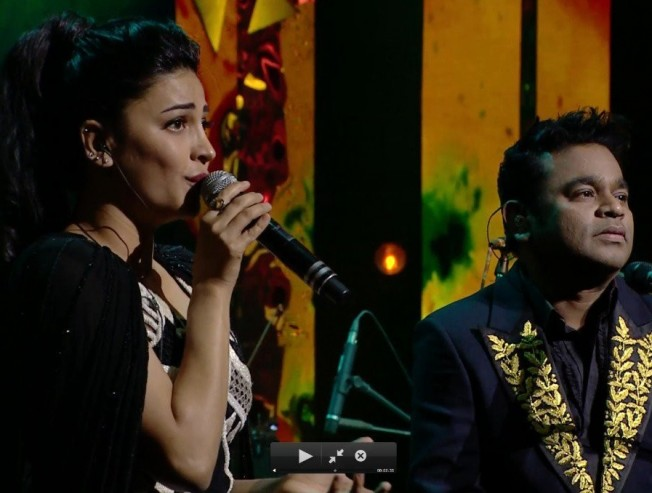 AR Rahman Shruthi Haasan Team up New Song after Senmozhi