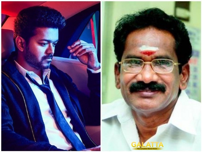 Thalapathy Vijay Political Entry Comment By Sellur Raju After Sarkar Posters Launch