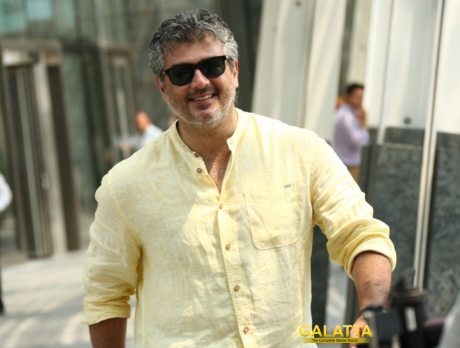 Bollywood actress opposite Ajith?