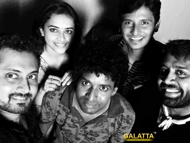 Jiiva and Sri Divya's SBKT completes production
