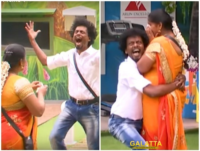 BIGG BOSS 2: Sendrayan Is Now A Father!