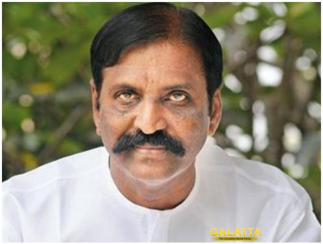Vairamuthu Accused Of Sexual Harassment Chinmayi Tweets Me Too Movement