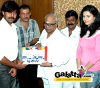 Pictures and Videos�of Chakra Viyugam Movie Launch: Now ONLY on Galatta.com! </P