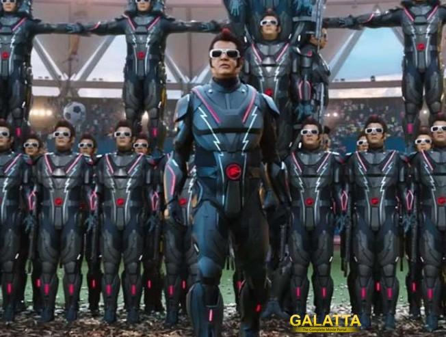 Rajinikanth 2Point0 Robot Scene Video Climax Fight Akshay Kumar