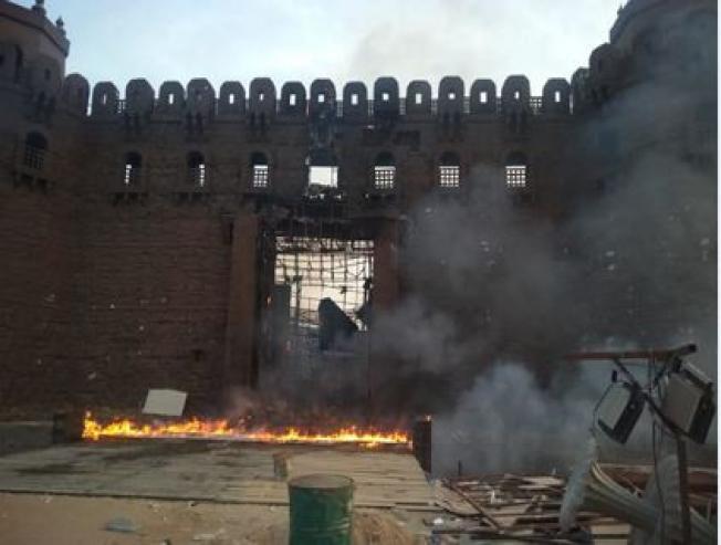 Sye Raa Narasimha Reddy Fire Accident Ram Charan Statement