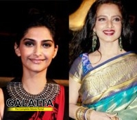 Not right to compare me with Rekha, says Sonam