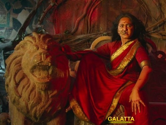 What To Look Forward To In Bhaagamathie Anushka Shetty