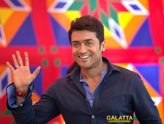 Suriya Selvaraghavan Sai Pallavi Rakul Preet Singh Starrer Suriya 36 Gets Grand Ambasamudram Set In Chennai