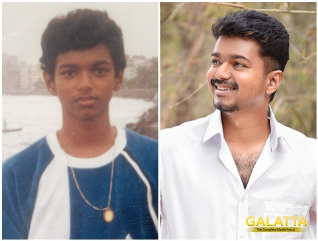 Thalapathy Vijay First Appearance As Child Artiste In Vetri On February 17