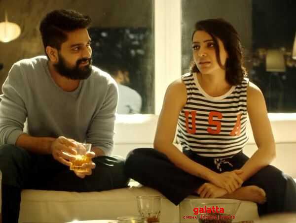 Oh Baby Tamil Promo Naga Shourya Samantha