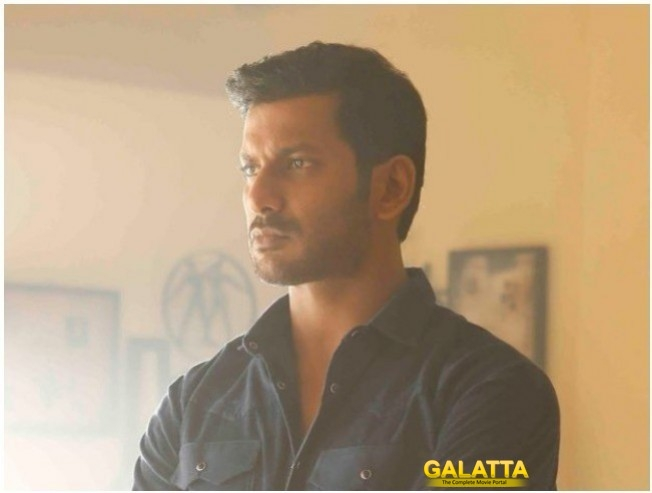 Vishal Decides To Not Involve In Abhimanyudu Audio Launch And Promotional Activities As Respect To Sterlite Protests Victims