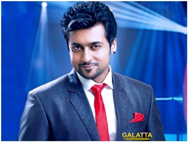 Suriya 37 Story Based On Pattukottai Prabhakar Detective Novel Characters