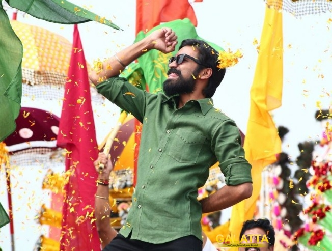 Dhanush Gets First South Indian Martial Arts Film