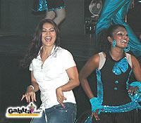 Ragasiya rocks John Britto's dance show